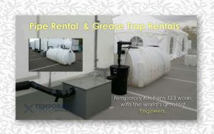 Pipe Rental & Grease Trap Rentals
